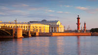 Shore Excursion: 2-Day St. Petersburg City Tour