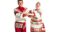 St. Petersburg Folk Show at Nikholaevsky Palace