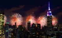 Empire State Building Exclusive 4th of July Celebration