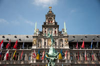 Brussels Super Saver: Brussels Sightseeing Tour and Antwerp Half-Day Trip