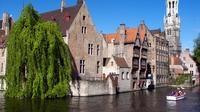 8-Day Bike and Barge Tour: Amsterdam à Bruges - Amsterdam -