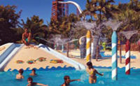 The Beach Park from Fortaleza
