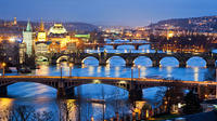 Prague City Tour by Bus With Optional Boat Tour, Charles Bridge Museum and Dinner