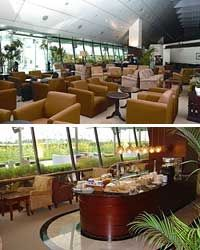 Singapore Changi Airport Plaza Premium Lounge