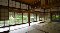 Private Tea Ceremony with Kimono in a Traditional Japanese Garden