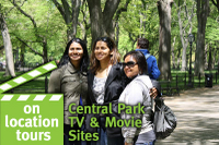 Book Central Park Movie Sites Walking Tour Now!
