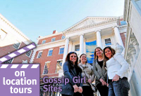 Book Gossip Girl Sites Tour Now!