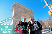 Book New York TV and Movie Sites Tour Now!