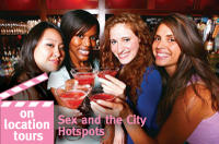 Book Sex and the City Hotspots Tour Now!