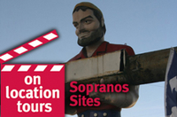 Book The Sopranos Sites Tour Now!