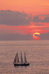 Los Cabos Sunset Dinner Cruise
