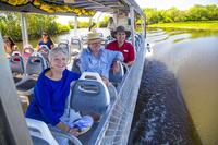 2-Day Kakadu National Park, Yellow Waters Cruise, Aboriginal Art Sites and East Alligator River Tour