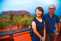 3-Day Uluru (Ayers Rock) to Alice Springs Red Centre Highlights Tour image 1