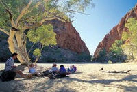 4-Day Alice Springs to Uluru (Ayers Rock) via West MacDonnell Ranges Tour