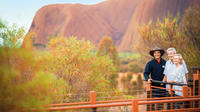 Ayers Rock Combo: Uluru Base and Sunset plus Uluru Sunrise and Kata Tjuta with an Optional BBQ Dinner or Kings Canyon Day Trip image 1