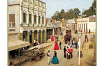 Ballarat & Sovereign Hill Day Tour with Optional Wildlife Park from Melbourne