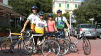 Cycling Shore Excursion To Pisa From Livorno Port Private Car Transfers