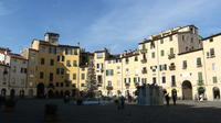 Pisa and Lucca Shore Excursion from Livorno Port Private Car Transfers
