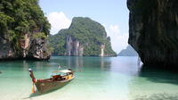 Full-Day Island Hopping and Sightseeing Tour including Lunch from Ao Nang