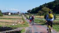 Cycling Tour: Belle Takashima Biwa lac et Rice Terraces Visite - Kyoto -