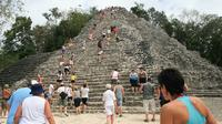 Archaeological Day Trip: Tulum and Cob from Playa del Carmen