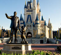 1-Day Admission to Disney World Theme Park with Transportation from Miami