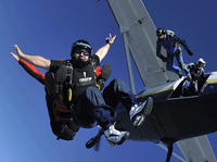 Miami Tandem Skydiving Picture
