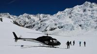 35-Minute Valley and Glacier Helicopter Tour from Mount Cook, Mount Cook Air Activities