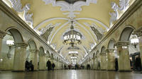 Private Moscow Metro Half Day Tour