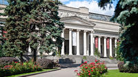 Private Pushkin Arts Museum Half Day Tour in Moscow