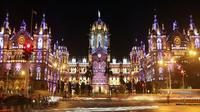 Private Mumbai by Night Tour Including Dinner Private Car Transfers