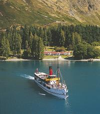 Dinner at Walter Peak High Country Farm and Cruise from Queenstown