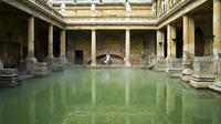 Roman Baths and Bath City Walking Tour