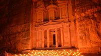 Petra by Night Walking Tour