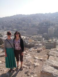 Private Amman City Sightseeing Tour with Optional Arabic Meza Lunch