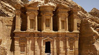 Private Full-Day Wadi Rum and Petra Tour from Aqaba