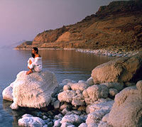 Private Half Day Tour to The Dead Sea