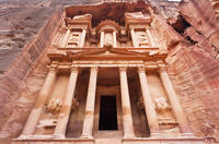 Private Tour: Petra Day Trip including Little Petra from Amman