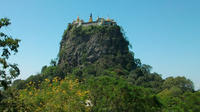 Day Trip to Mount Popa Including Lunch