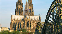 5-Day Cologne and Paris Overnight Coach Tour from Cologne