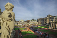 5-Day Overnight Tour: Dresden and Prague by Coach