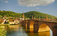 5-Day Overnight Tour: Heidelberg and Stuttgart by Coach