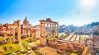 Chauffeured Private Tour of Rome 6 hours