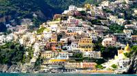Private Day Trip from Rome to Amalfi Coast and Ruins of Pompeii
