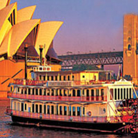 Sydney Showboats Cabaret Dinner Cruise