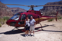 Grand Canyon – All American-Helikopterflug