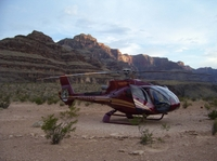 Picture of Grand Canyon Deluxe Helicopter Tour with Champagne Picnic