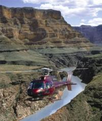 Grand Canyon Helicopter Tour And Colorado River Boat Ride Trip  Helicopter