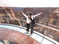 Skip the Line: Grand Canyon Skywalk - Express Helikopterflug - Keine Warteschlangen