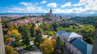 Segovia and La Granja Private Tour with Alcazar and Lunch from Madrid